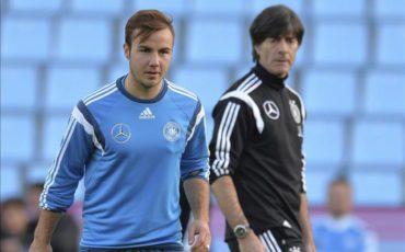 Löw aconseja a Götze que abandone el Bayern