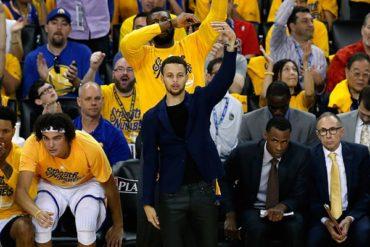 Curry volvería en 3er juego ante Blazers