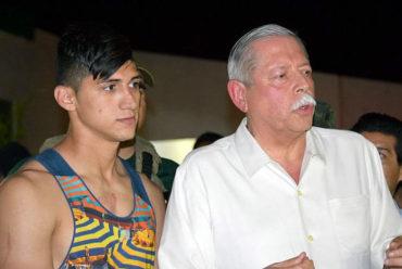 El mensaje de agradecimiento de Allan Pulido tras ser liberado