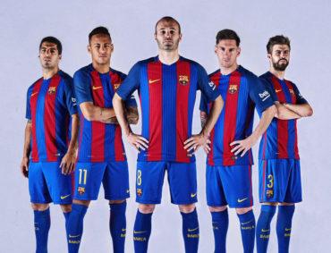 Barcelona presentó armadura inspirada en temporada 1991-92