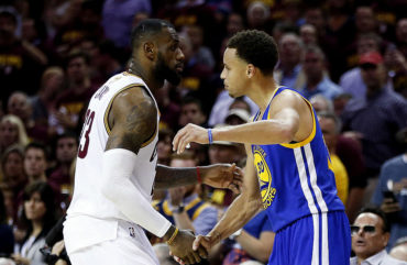 LeBron y Curry encabezan Equipo Ideal de la NBA