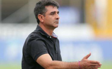 Junta Directiva del Motagua ha determinado ratificar a Diego Vázquez