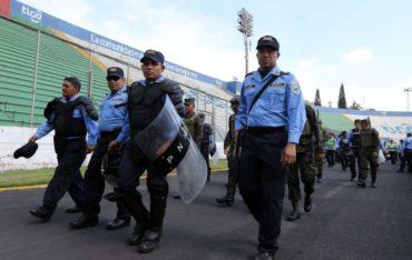 Policía Nacional garantiza la seguridad en la Gran Final
