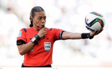 Melissa Pastrana estará representando el arbitraje hondureño en Río 2016