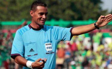 Melvin Matamoros será el encargado de pitara la finalísima entre Olimpia-Real Sociedad