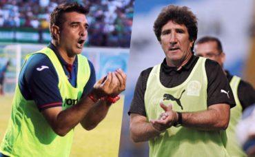 Duelo Argentino en los banquillos: Vargas supera a Diego Vázquez en títulos conseguidos