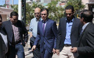 """José Ernesto Mejía: """"La asamblea de FIFA fue de mucho beneficios para el país"""""""