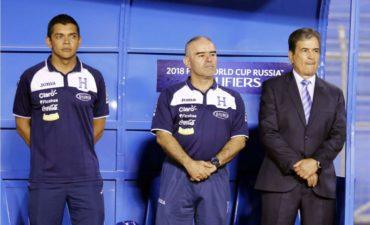 """Pinto: """"Respeto la salida de Amazo, con el no he tenido ningún problema"""""""