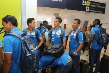 """La """"H"""" viajó hoy a Sudamérica para medirse con Argentina"""
