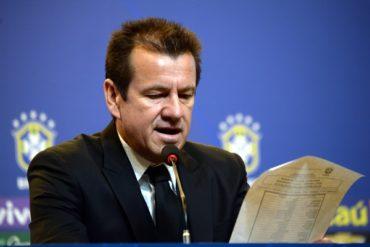 Dunga difundió su lista de 23 jugadores para la Copa América Centenario