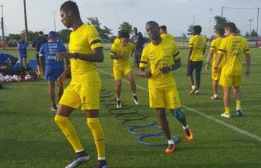 Copa América Centenario: Ecuador entrena en Dallas y el miércoles enfrenta a EE.UU.