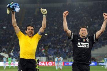 Buffon y Barzagli renovaron con la Juventus