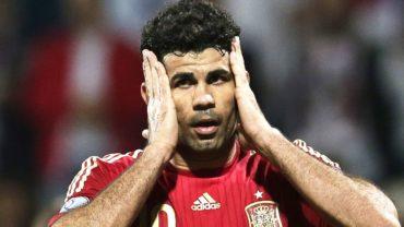Alcácer, Diego Costa y Mata no van a la EURO 2016