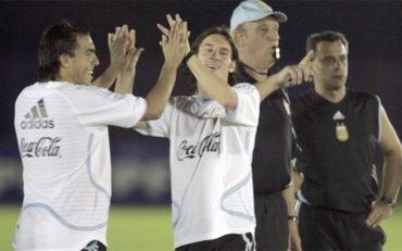 """Expreparador físico de Argentina: """"Messi ponía técnicos y jugadores en el equipo"""""""