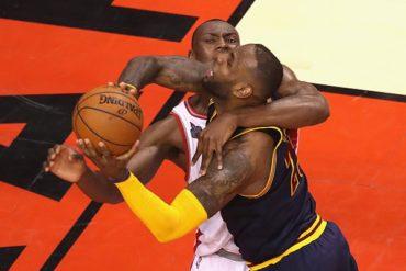 DeRozan y Raptors frenaron racha de Cavaliers