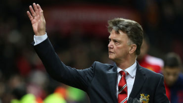 Louis Van Gaal quede fuera del equipo Manchester United