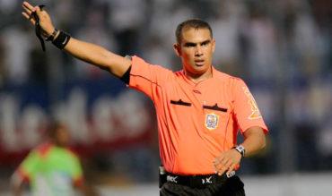 Oscar Moncada ha sido el elegido para el juego de ida de la Final en Tocoa