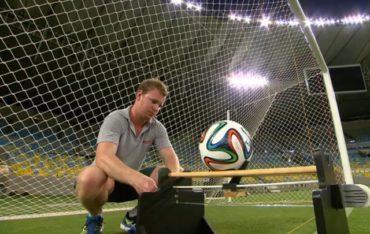 El Ojo de Halcón se usará por primera vez en la final de la Liga Europa