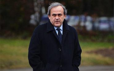 Michel Platini renunciará oficialmente de su cargo de presidente de la UEFA