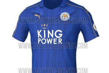 Revelaron nueva playera del Leicester