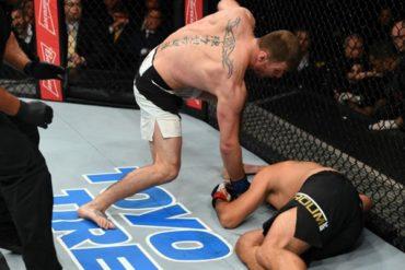Nuevo rey de los pesados de la UFC, Miocic noqueó a Werdum