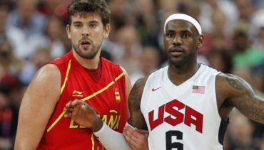 LeBron James no irá a los Juegos Olímpicos de Río 2016