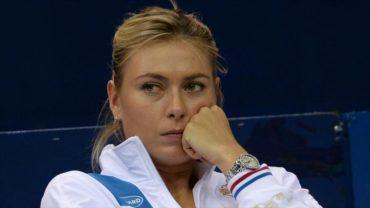 La tenista María Sharapova es sancionada con dos años por doping