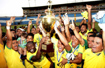 Social Sol es el nuevo ascendido al fútbol de primera división de Honduras