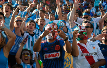 Destaca buen comportamiento de los aficionados en la Copa América