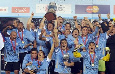 Uruguay llega a la Copa América Centenario liderando el palmarés