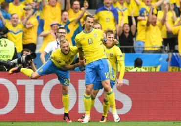 Irlanda y Suecia abrieron el fuego del grupo E con un empate