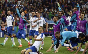 Italia vence a Bélgica en su debut en la Eurocopa de Francia-2016