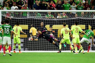 México iguala con Venezuela y se queda con el primer puesto del Grupo C