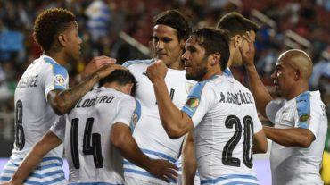 Uruguay se despide de la Copa América con triunfo ante Jamaica