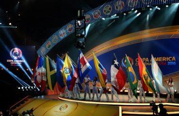Llegó el día… Que comience la fiesta de la Copa América Centenario