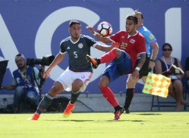 Paraguay y Costa Rica empatan en Orlando