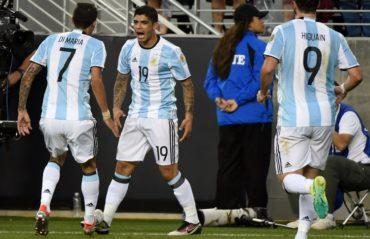 Argentina muestra credencial de candidato en Copa América