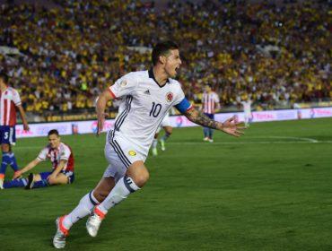 Colombia se clasifica a los cuartos de final de la Copa América Centenario