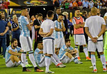 Siete figuras de Argentina quieren renunciar a su selección