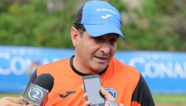 """Diego Vázquez: """"Mi idea futbolística será la misma en este torneo"""""""