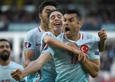 Turquía sigue viva en la Eurocopa