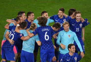 Croacia dio un golpe fulminante a España en la Eurocopa