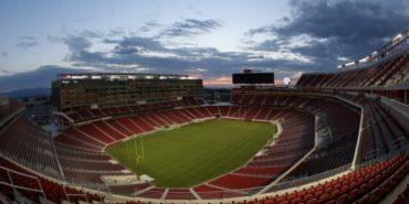 Últimos preparativos del Levi's Stadium para la inauguración de la Copa América