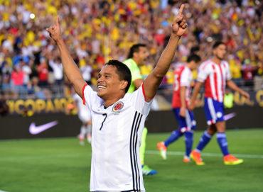 Carlos Bacca, la joya goleadora de Colombia