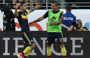 Colombia inaugura la Copa América Centenario derrotando a EE.UU.