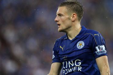 Vardy prolongó su contrato hasta 2020 con el Leicester