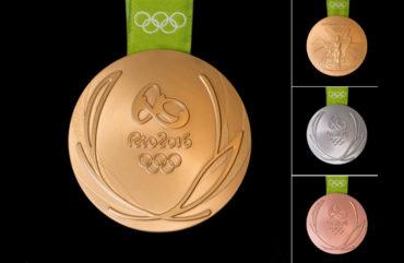 Medallas de Río, las más sustentables y pesadas