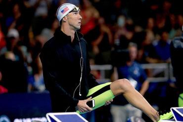 Michael Phelps clasificó a los JJOO de Río