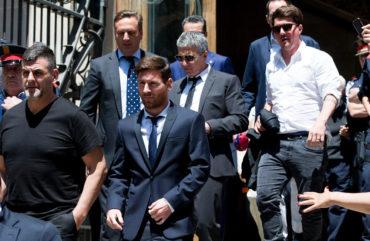 "Leo Messi: ""Confiaba en mi papá"""