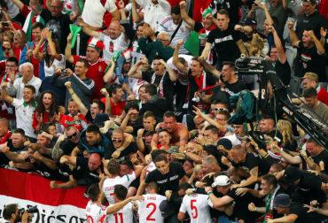 Hungría impuso su 'imperio' sobre Austria en la Euro